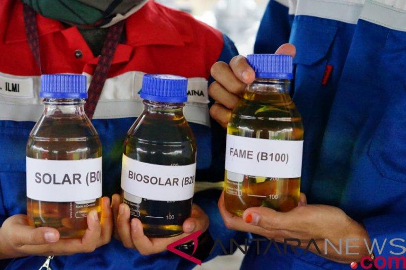 Pemerintah siapkan road test Biodesel 30 persen