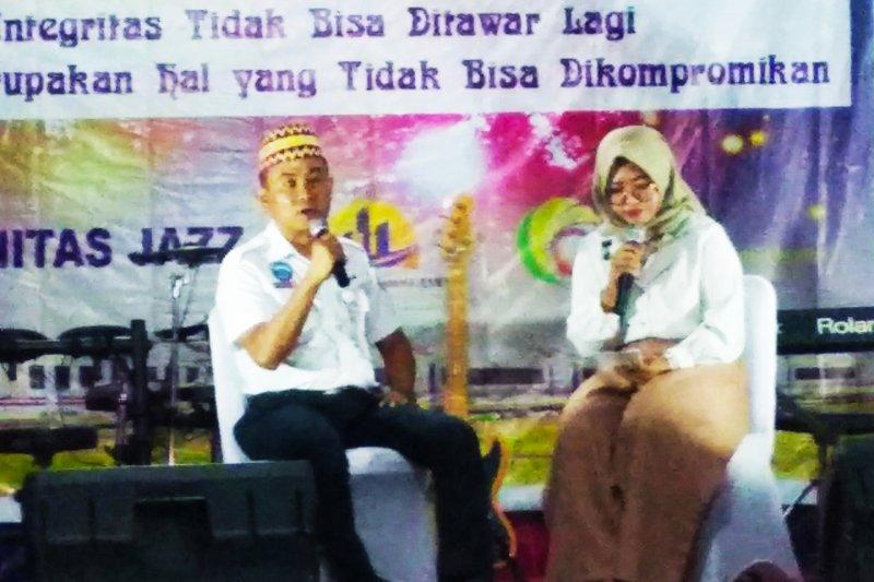 KAI Divre IV Tanjung Karang Tasyakuran Songsong Pergantian Tahun