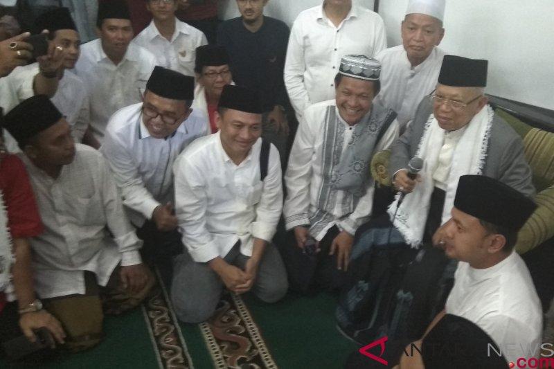 Wali Kota Bogor Bima Arya dampingi Ma'ruf di Bogor