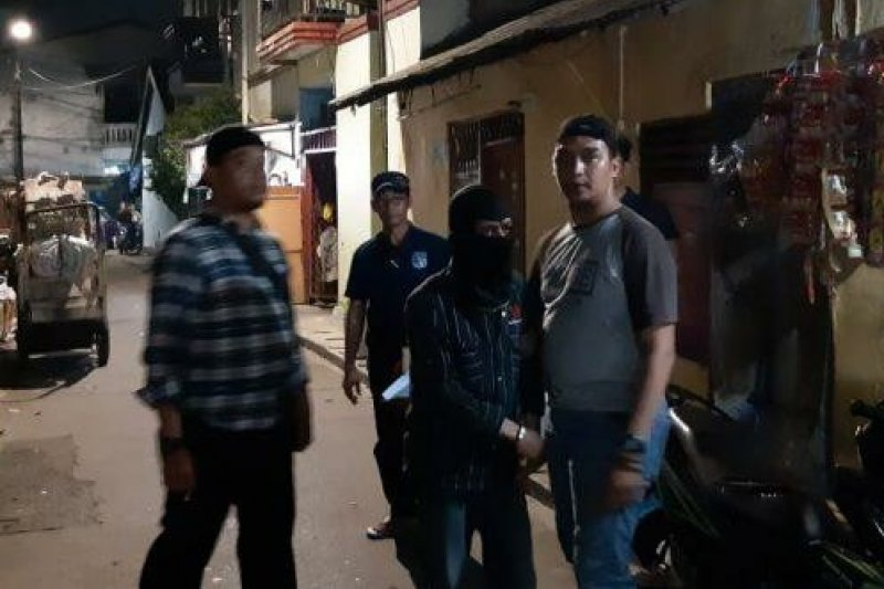 Polisi tangkap pelaku curanmor di JICT 1
