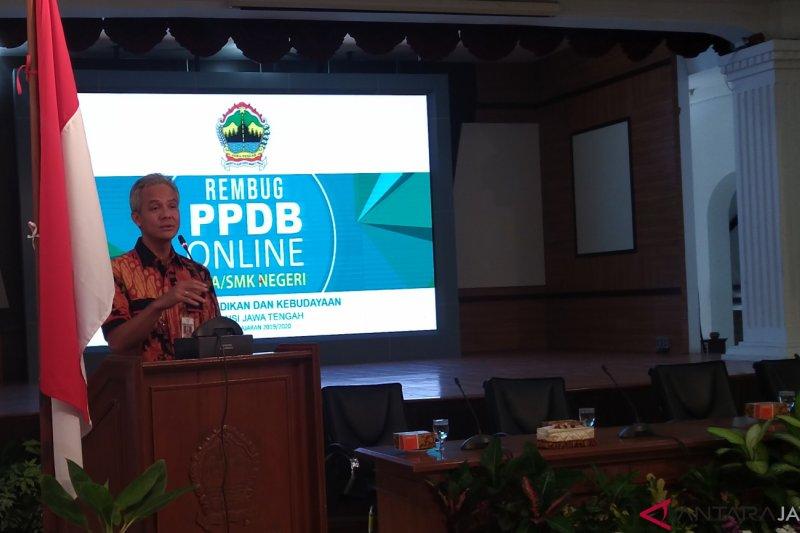Pemprov Jateng bersama Telkom siapkan 114 server PPDB 2019 SMA/SMK