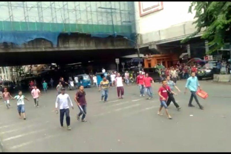 Polisi tetapkan satu tersangka baru kasus bentrokan PKL Tanah Abang