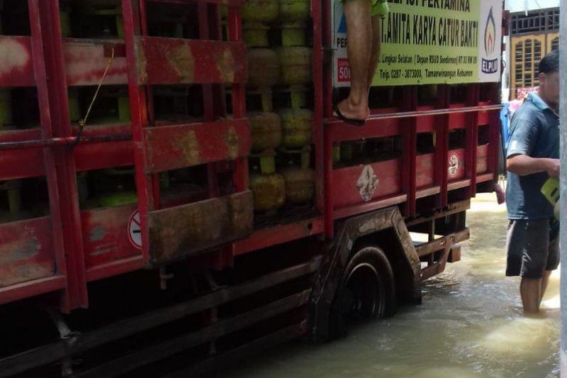 Banjir Kebumen, Pertamina pastikan pasokan BBM dan Elpiji cukup