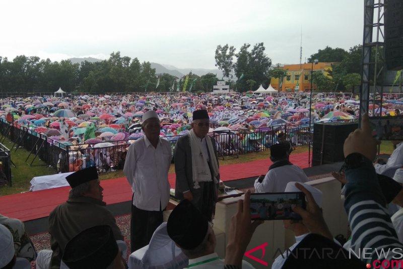 Pimpinan ponpes Kediri ajak warga sukseskan Jokowi-Ma'ruf