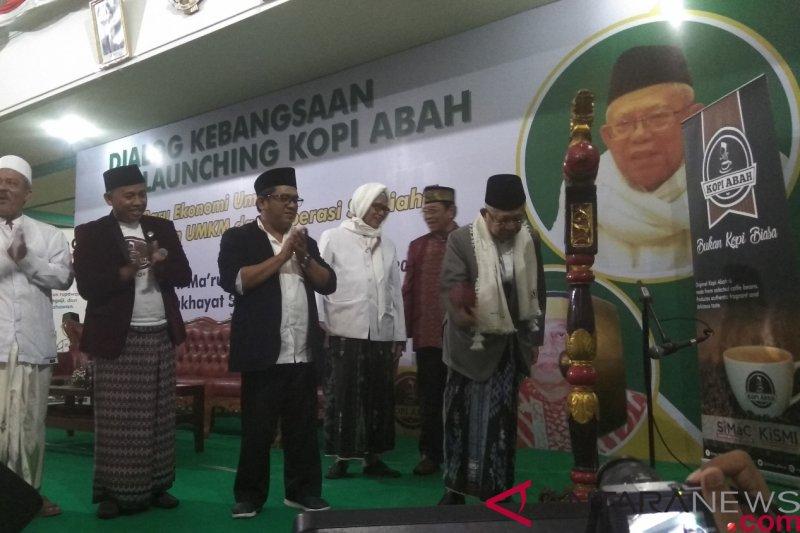 Ma'ruf Amin tawarkan program pemberdayaan ekonomi umat