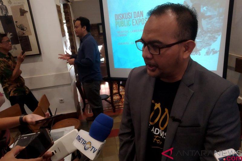 Dompet Dhuafa bangun 1.360 hunian sementara untuk Lombok