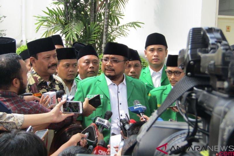Dukung KPU, Ansor ajak masyarakat bersabar tunggu hasil resmi