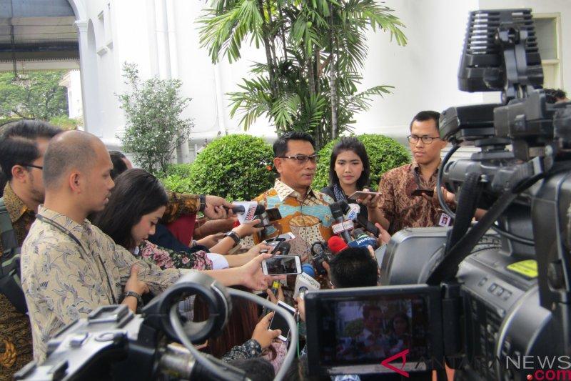 Moeldoko: Jokowi siap hadapi debat capres