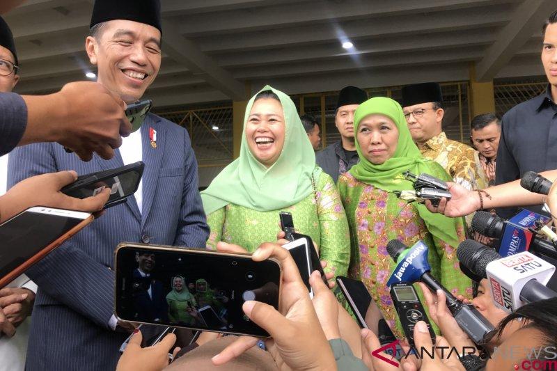 Yenny Wahid sebut NU punya kedekatan khusus dengan Jokowi