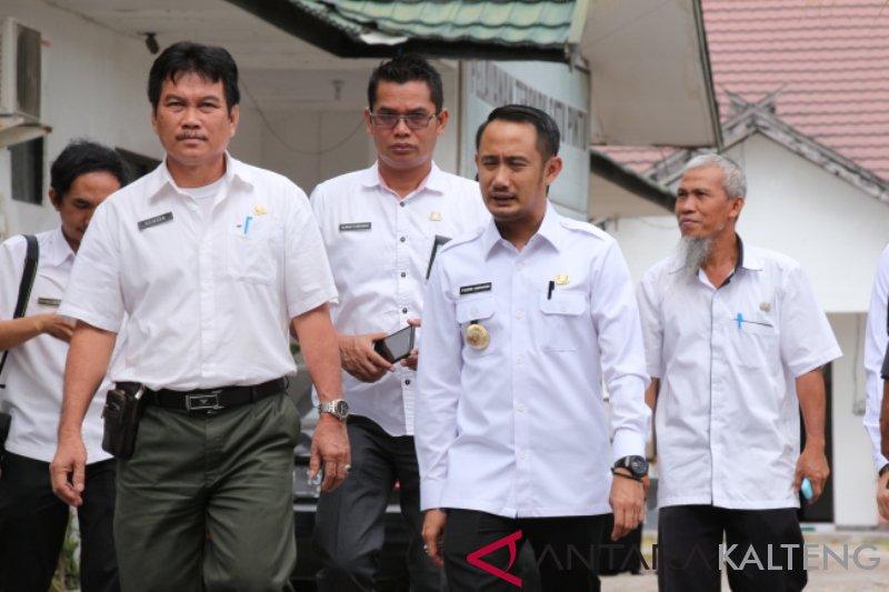 Wali Kota minta pengerjaan proyek di Palangka Raya saat musim hujan dilakukan dengan cermat