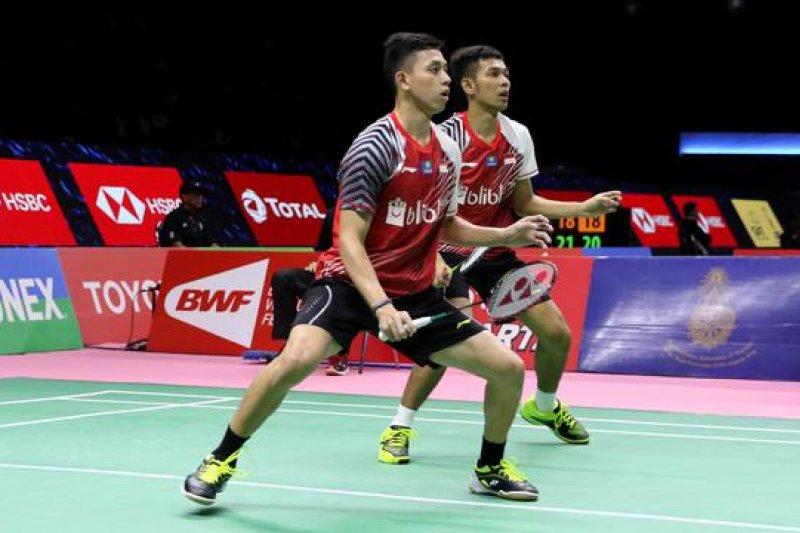 Ini target Fajar/Rian demi pertahankan gelar di turnamen Malaysia Masters