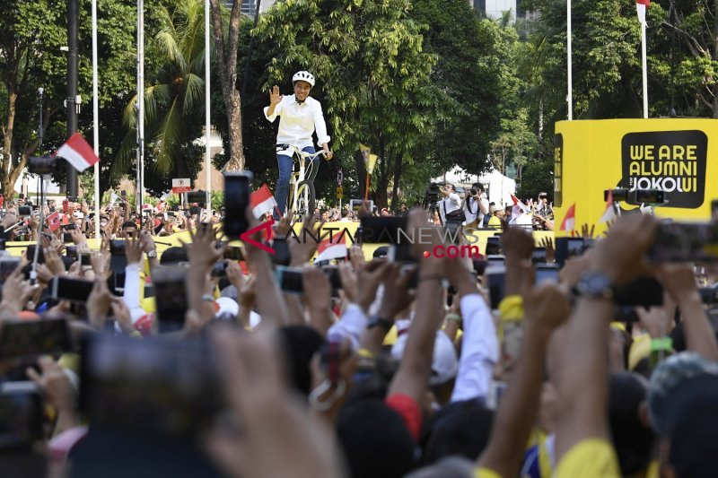 Alumni UI ungkap alasan dukung Jokowi