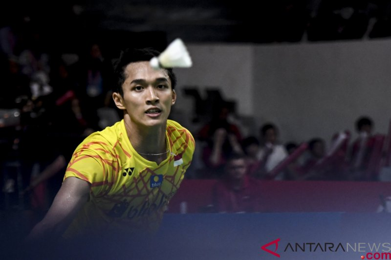 Jojo ke perempat final Korea Open, Ginting tersingkir