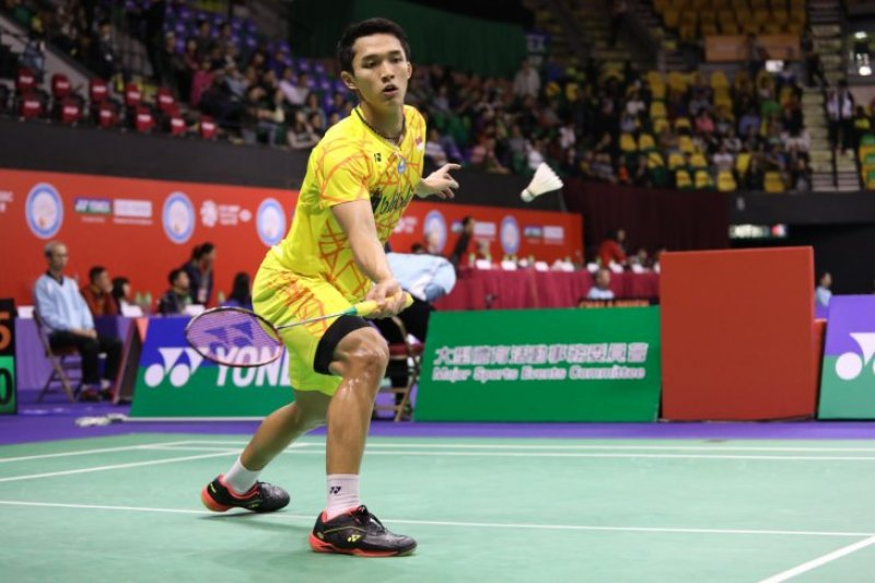 Jojo takluk ditangan Chen Long di turnamen Malaysia Masters 2019