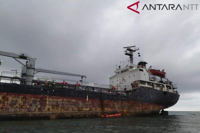 DKP larang Ocean Princess tinggalkan NTT