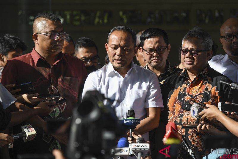 KPU tidak laporkan Andi Arief, melainkan kejadian hoaks
