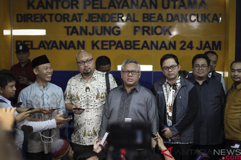 KPU lapor soal hoaks surat suara tercoblos ke polisi