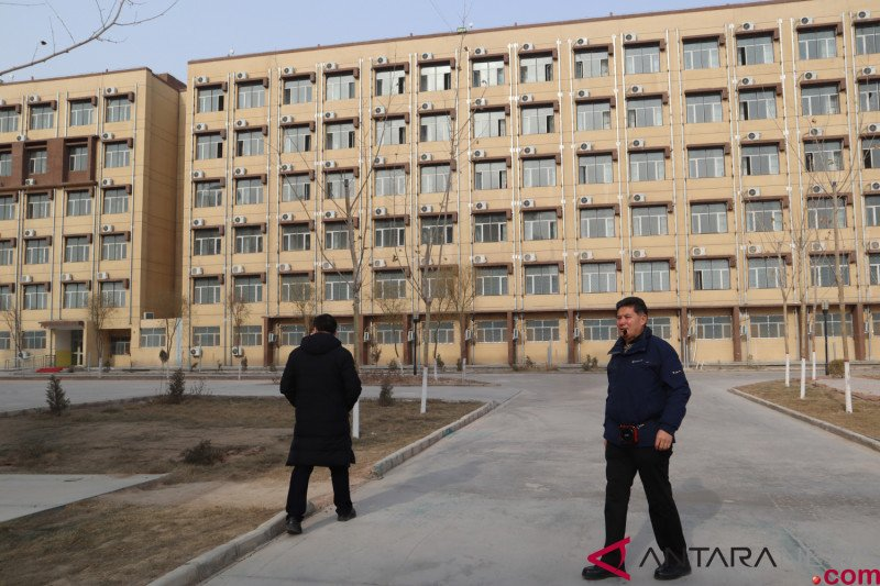 Selama 2019, China penjarakan 48 jurnalis