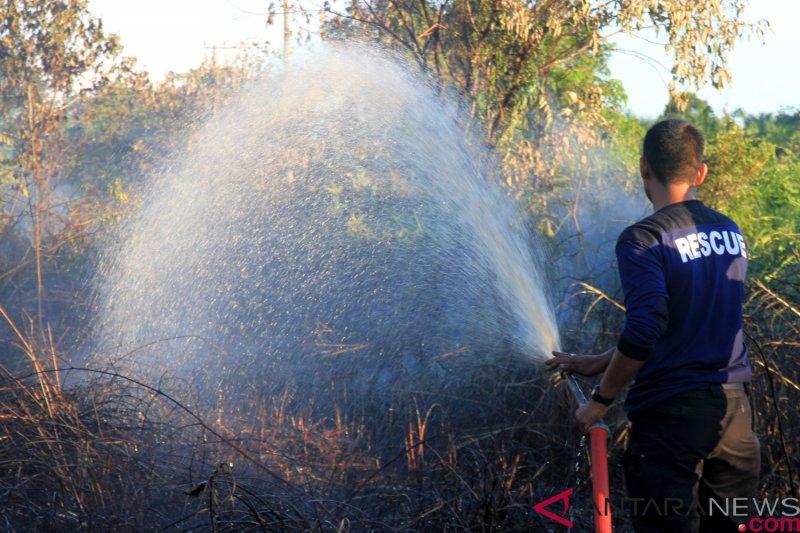DLHK Aceh bentuk masyarakat peduli api