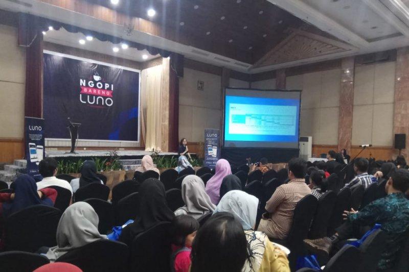 Milenial Pekanbaru Melek Pasar Aset Digital