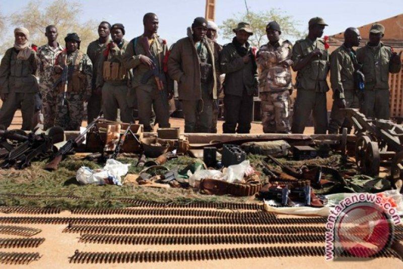 Mali tangkap lima tersangka pembantaian 157 penduduk desa