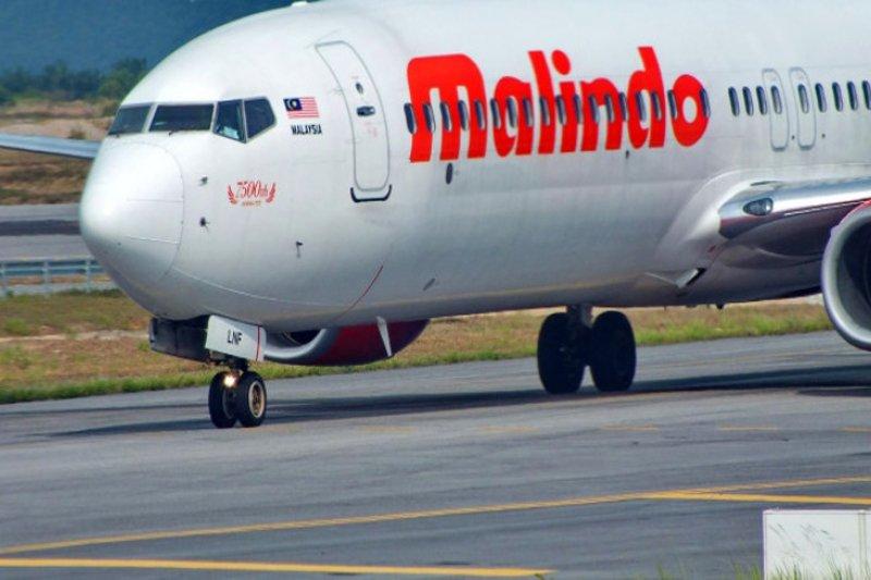 Malindo Air tergelincir di Bandara Husein, nirkorban