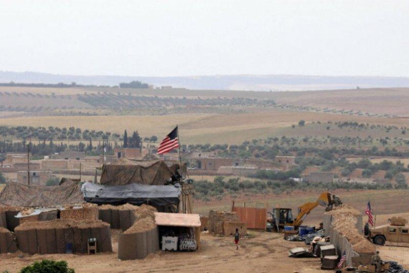 Militer AS penjarakan dua petinggi ISIS