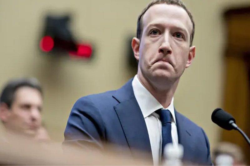 Sensor konten, TikTok dikritik Zuckerberg