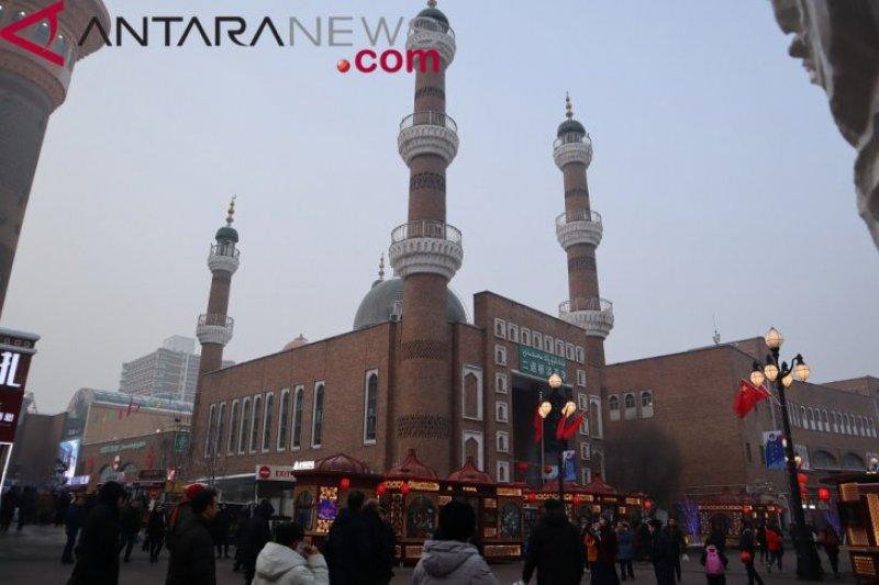 Geliat Islam di Xinjiang