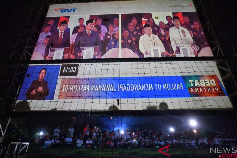 Prabowo: Saya akan pecat aparat hukum yang diskriminatif