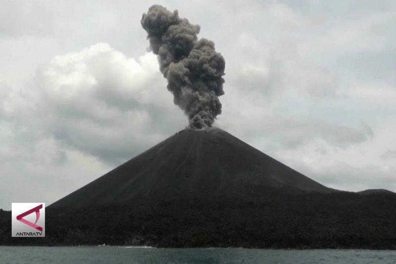 Anak Gunung Krakatau tidak dalam fase mematikan