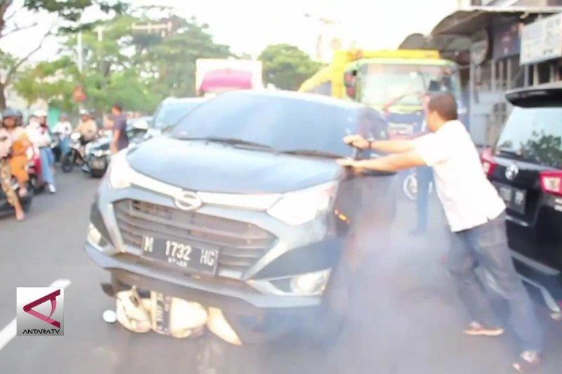 Drama eksekusi Wisnu Wardhana di jalan raya