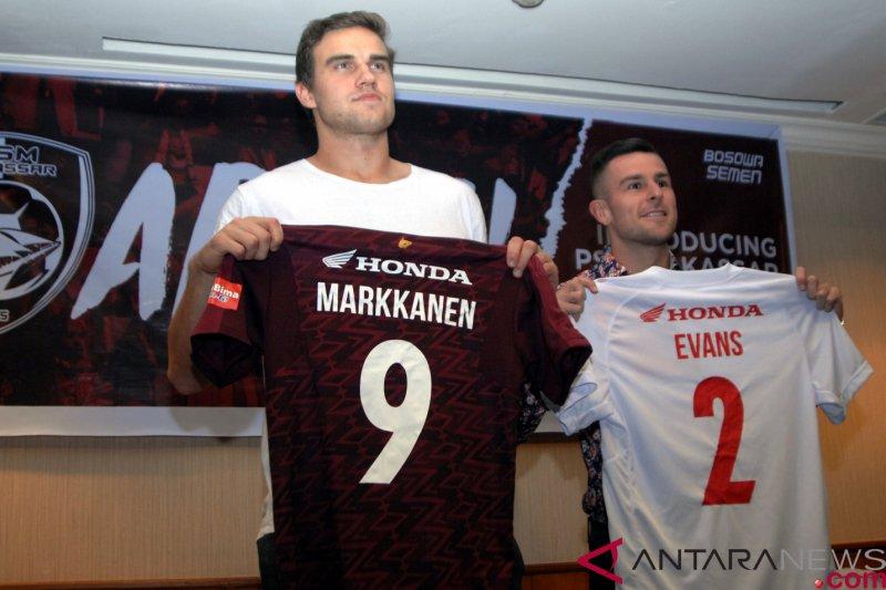 Perkenalan pemain asing baru PSM Makassar