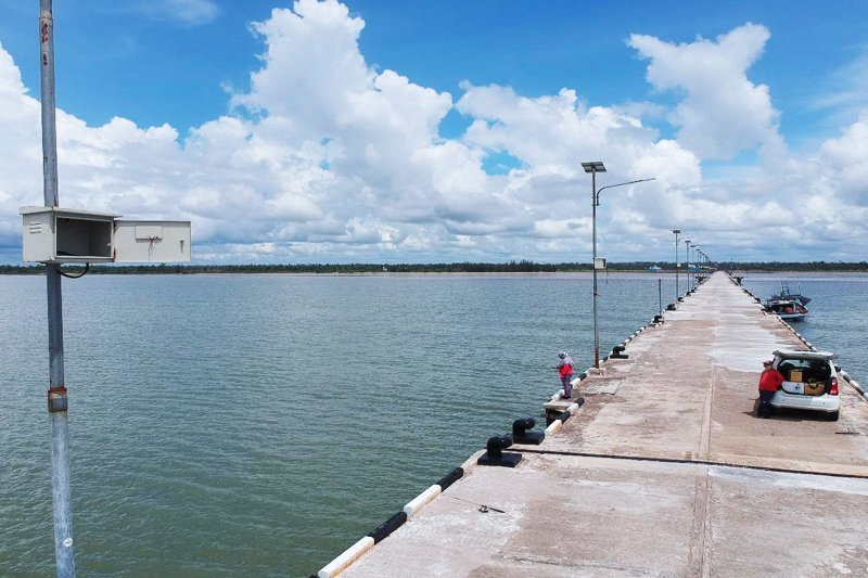 Dongkrak pertumbuhan ekonomi di Seruyan melalui Pelabuhan Sigintung