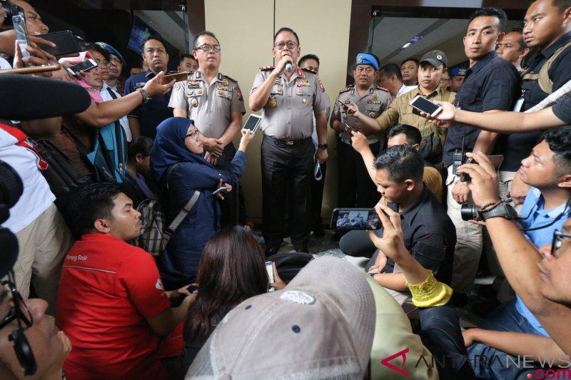Polri : Dua finalis puteri Indonesia terlibat pelacuran daring