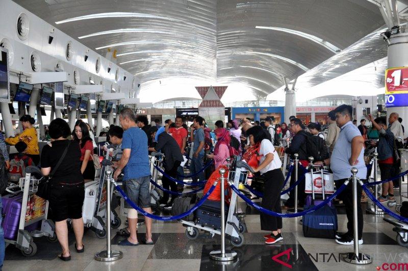 Aman, pasokan listrik Bandara Kualanamu