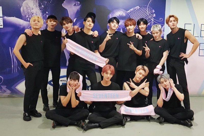 Boy group SEVENTEEN akan keluarkan album keenam - ANTARA