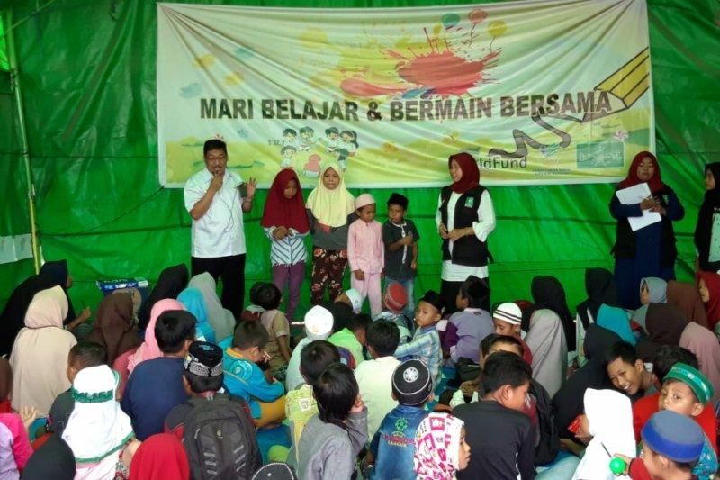 Kadis Sosial kunjungi Pondok Ramah Anak NU Peduli
