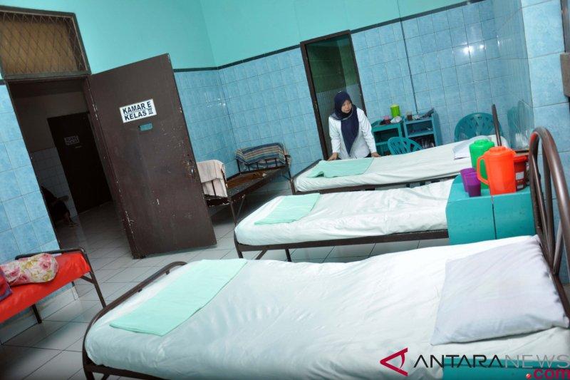Pasien rumah sakit jiwa membludak