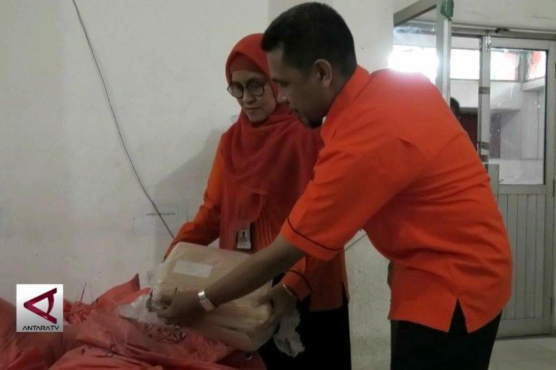 Ada ribuan tabloid indonesia barokah di PT Pos Palembang