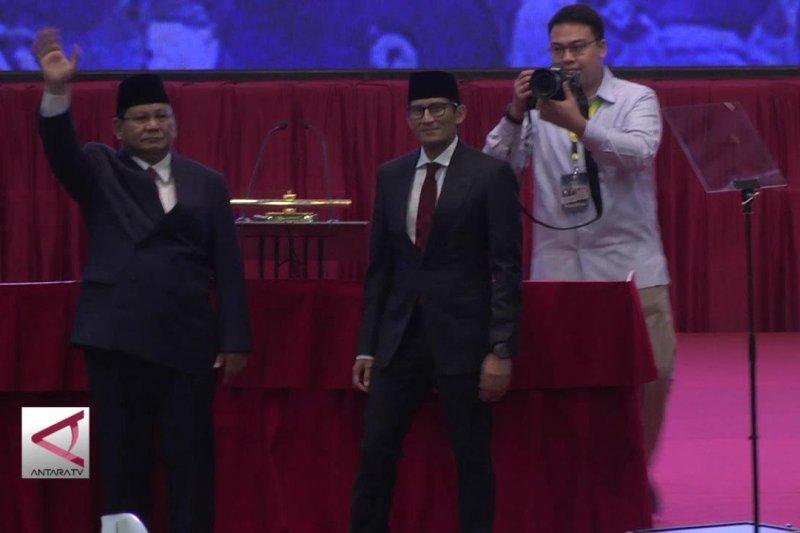 Jokowi tanggapi pidato kebangsaan Prabowo