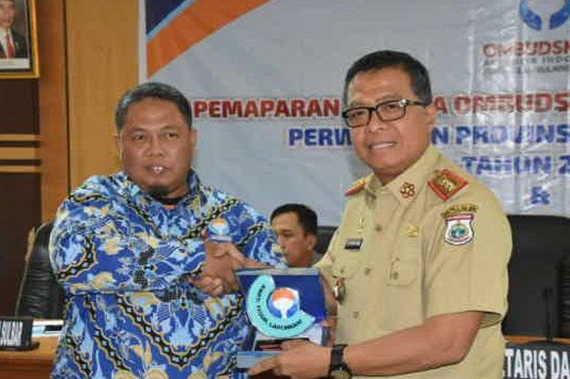 Ombudsman Sulbar terima pengaduan perbaikan jembatan gantung