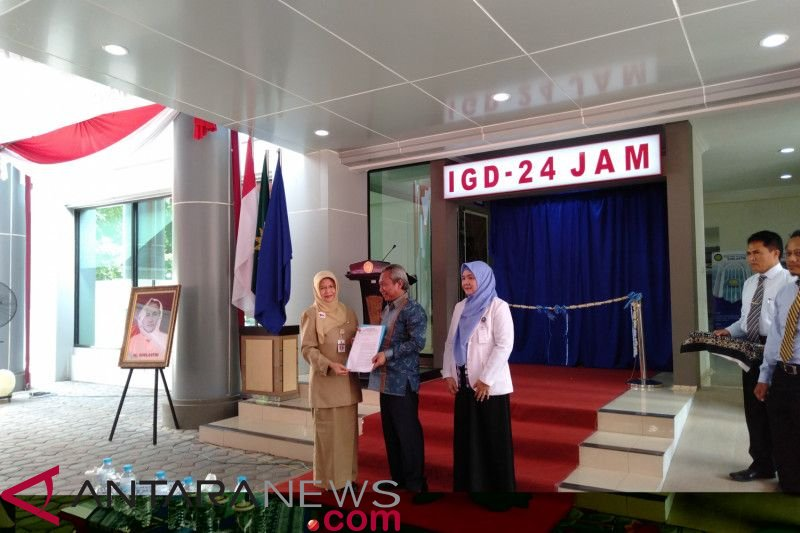 Rumah Sakit Gigi dan Mulut Hj Soelastri resmi dbuka UMS