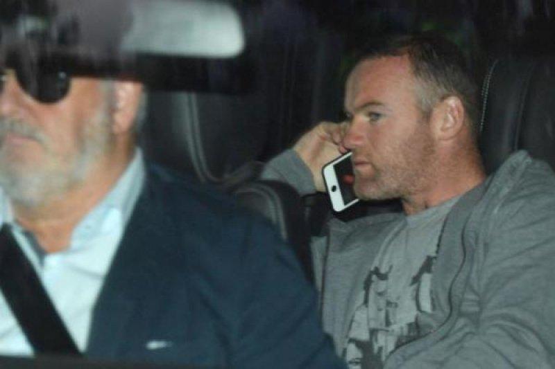 Rooney ditangkap desember lalu di AS karena mabuk