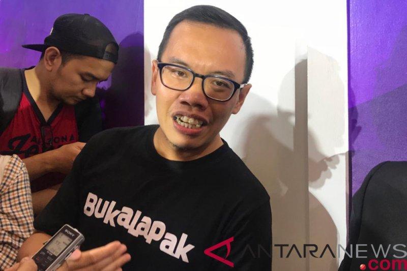 Co-founder BukaLapak raih Satyalancana Wira Karya