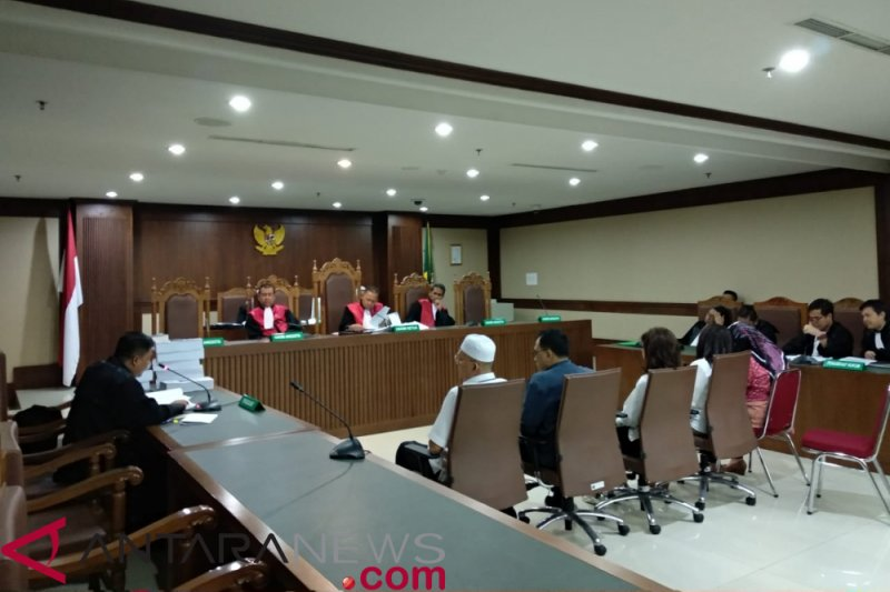 Lima anggota DPRD Sumut dituntut empat tahun penjara