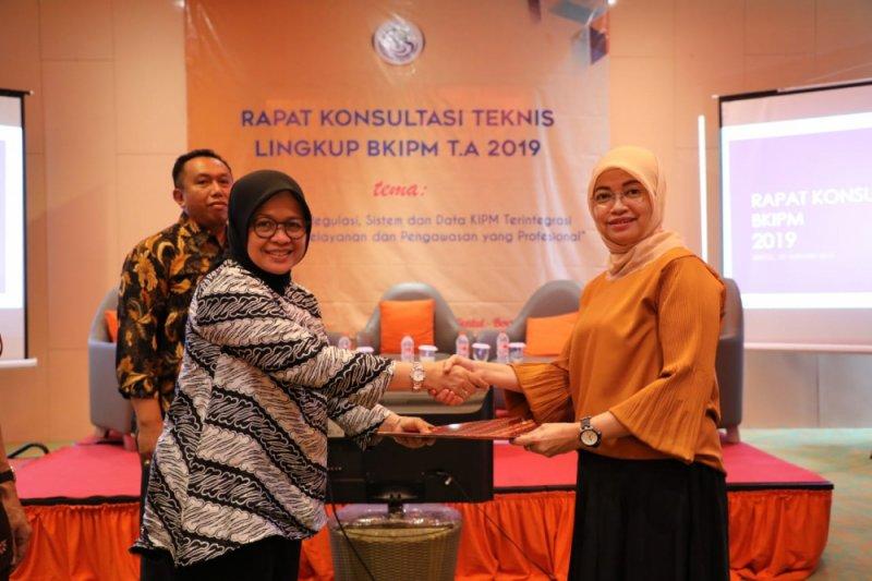 BKIPM Makassar paparkan kesuksesan penerapan ppk daring