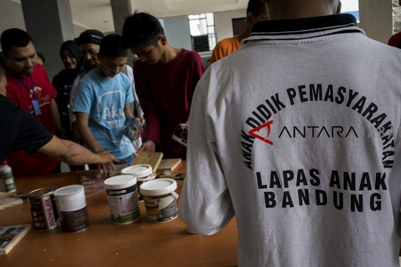 120 napi anak LPKA Bandung diusulkan dapat remisi HUT RI