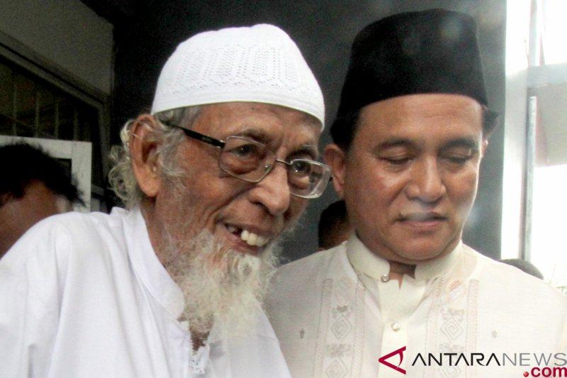 TKN Jokowi-KH Ma'ruf Amin katakan pembebasan Ba'asyir bukan pencitraan