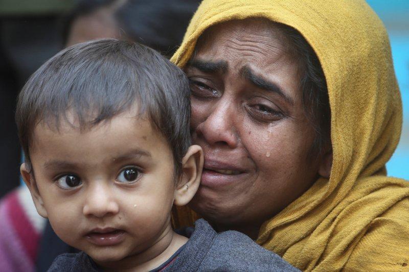 37 Muslim Rohingya  ditemukan di pantai Malaysia